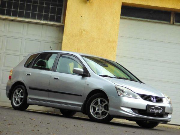 Honda Civic kölcsönzés