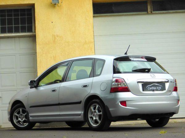 Honda kölcsönző