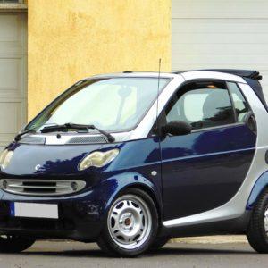 Smart Cabrio bérlés Budapest
