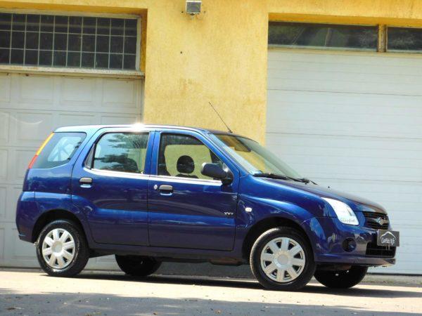 Suzuki Ignis bérlés Budapest