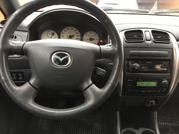 Mazda bérlés Zuglóban
