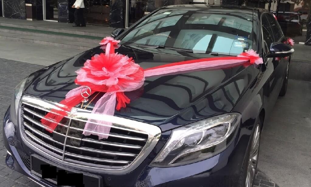 menyasszonyi autó bérlés Iklad