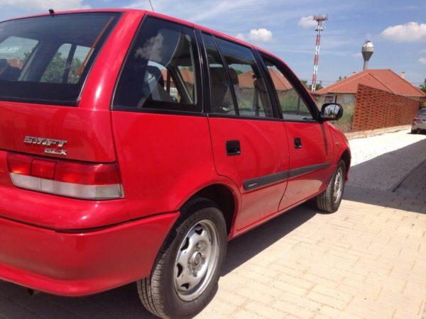 Suzuki bérlés Sashalom