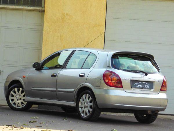 Nissan autóbérlés Szlovák út