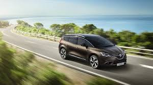 Renault Grand Scenic bérlés