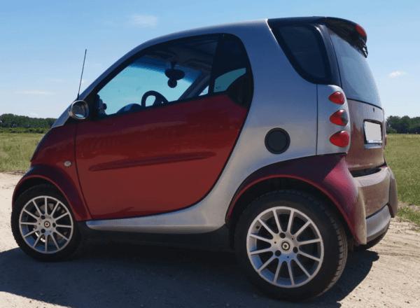 Smart bérlés 4000 Ft/nap 4