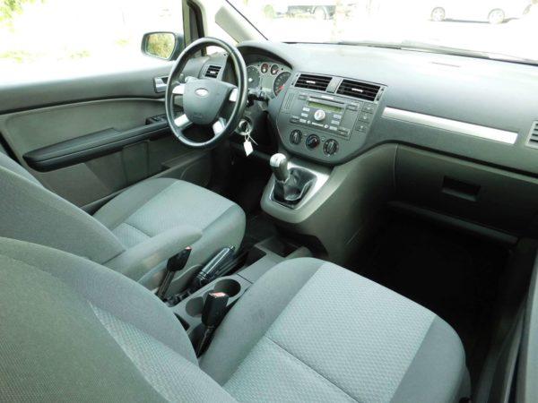 Ford Focus C-Max 1.8 Trend bérlés Budapest 6000 Ft/nap (havi bérlés esetén) 8