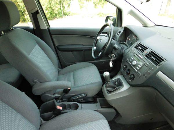 Ford Focus C-Max 1.8 Trend bérlés Budapest 6000 Ft/nap (havi bérlés esetén) 9