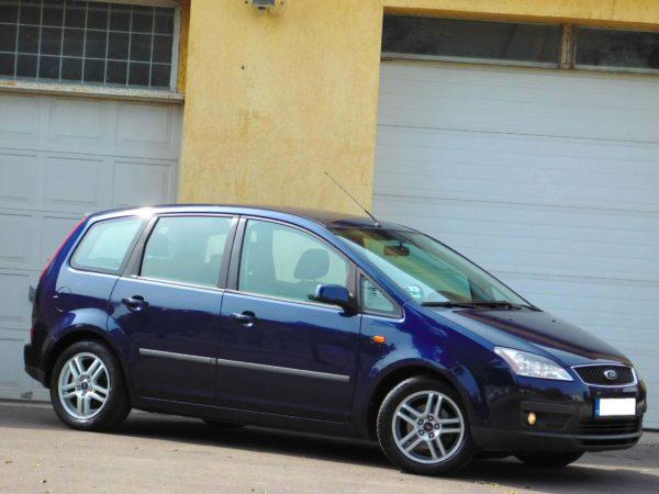 Ford Focus C-Max 1.8 Trend bérlés Budapest 6000 Ft/nap (havi bérlés esetén) 1