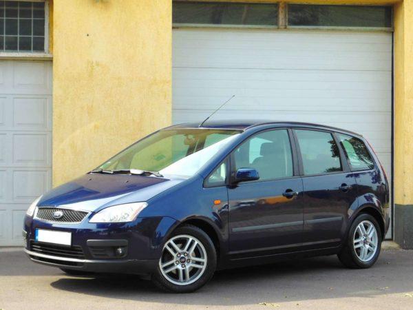 Ford Focus C-Max 1.8 Trend bérlés Budapest 6000 Ft/nap (havi bérlés esetén) 2