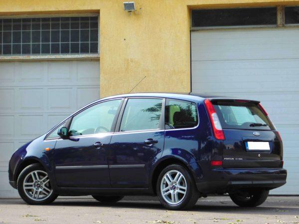 Ford Focus C-Max 1.8 Trend bérlés Budapest 6000 Ft/nap (havi bérlés esetén) 5