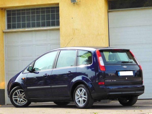 Ford Focus C-Max 1.8 Trend bérlés Budapest 6000 Ft/nap (havi bérlés esetén) 6